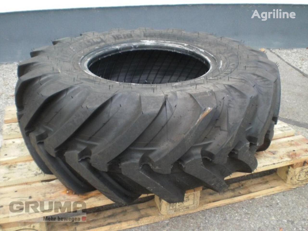 Michelin 340/80 R 18.00 tractor tyre