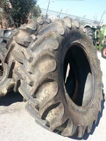 PNEU tractor tyre