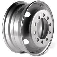 new 17.5 h 6.75 10 otv.-26mm. ET135 D176 rast. 225 disk truck wheel rim
