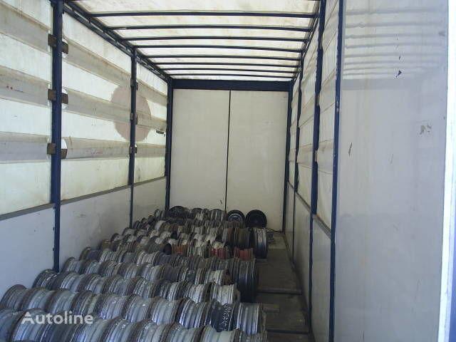 MAN 15.224 truck wheel rim