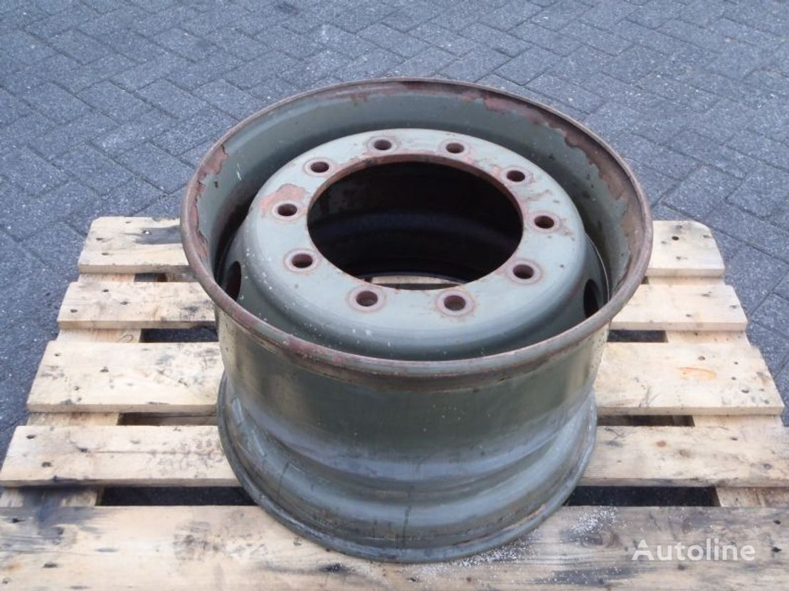Michelin VELG 22.5X14.00 truck wheel rim