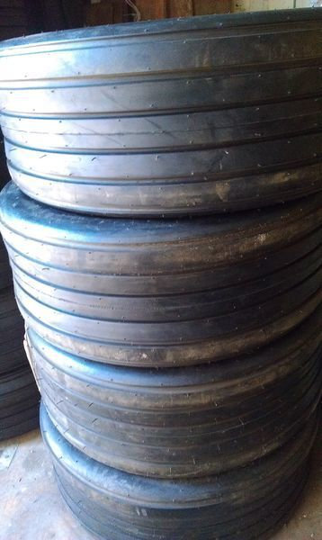 GREAT PLAINS tyre for trailer agricultural machinery
