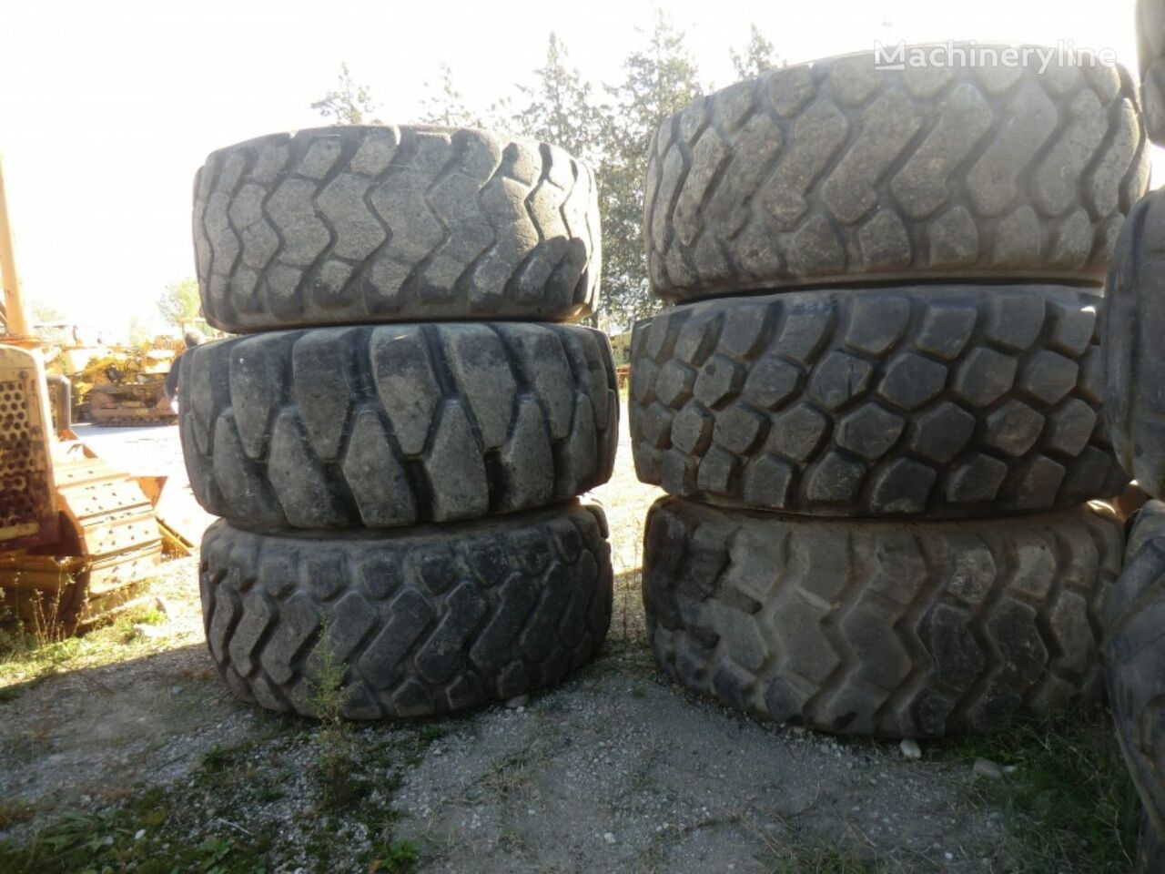 TIRES wheel loader tyre