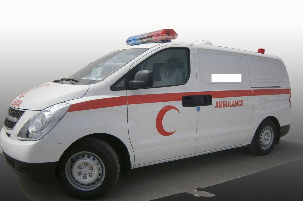 new HYUNDAI H1 Petrol ambulance