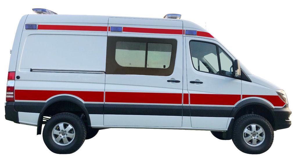 new MERCEDES-BENZ 4 X 4 SPRINTER 316 AMBULANCE ambulance