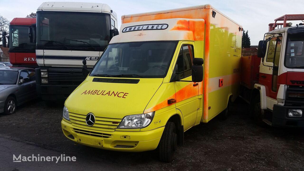 MERCEDES-BENZ SPRINTER 413 CDI ambulance