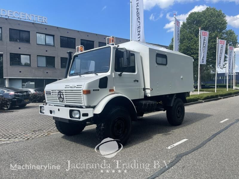 MERCEDES-BENZ UNIMOG 1300 L ambulances for sale from the
