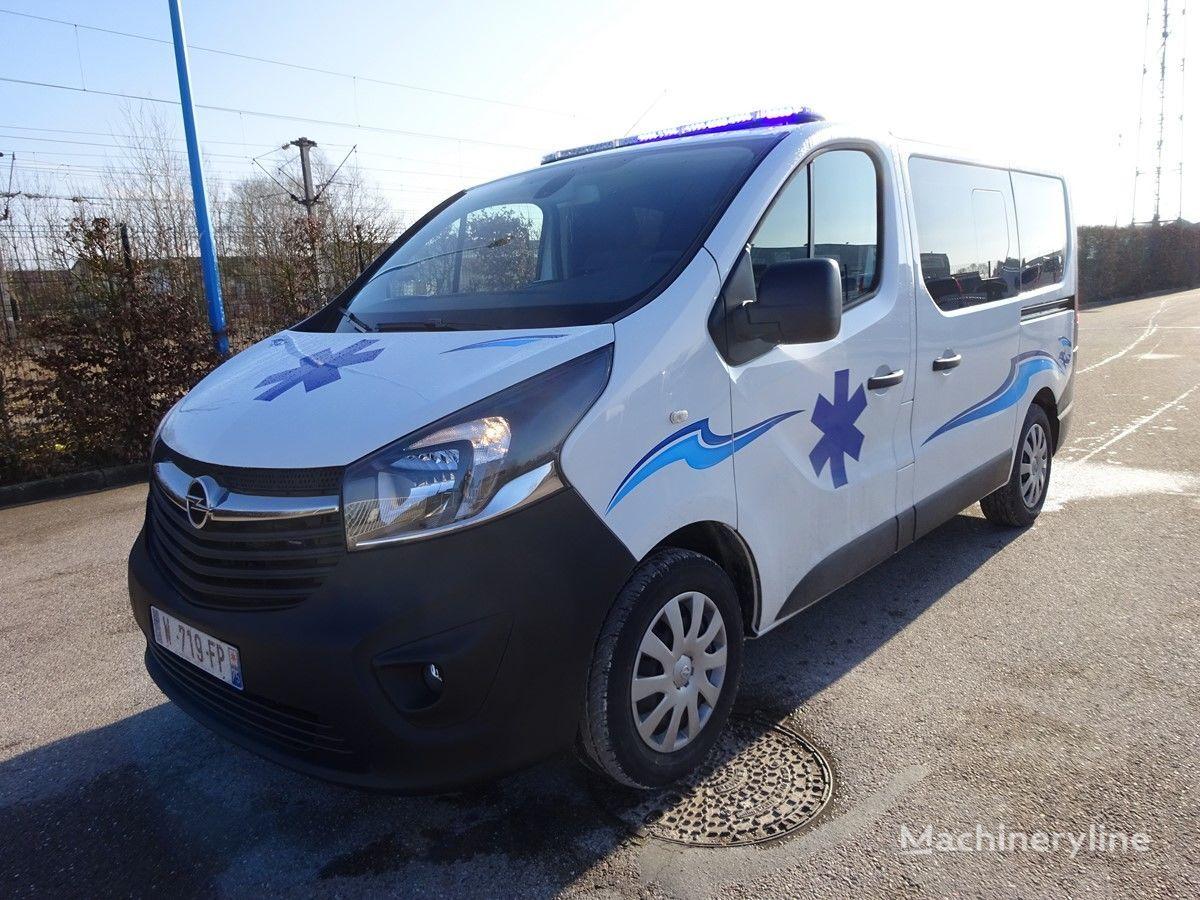 New OPEL VIVARO L1H1 120 CV 2018 ambulance for sale from France, buy