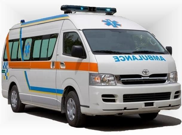 New TOYOTA Hi Ace Petrol 2 7 ambulance for sale from the Arab
