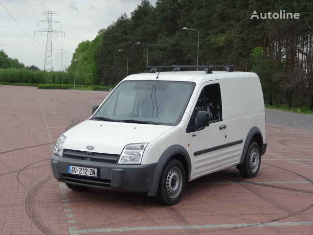FORD TRANSIT CONNECT 220  closed box van