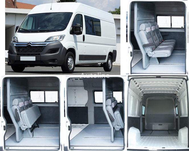 new CITROEN Jumper combi van