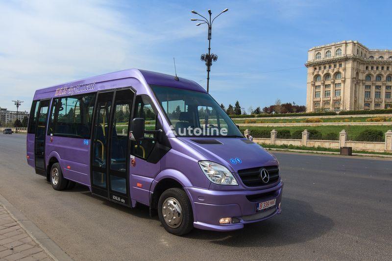 new MERCEDES-BENZ IDILIS CITY 65 passenger van