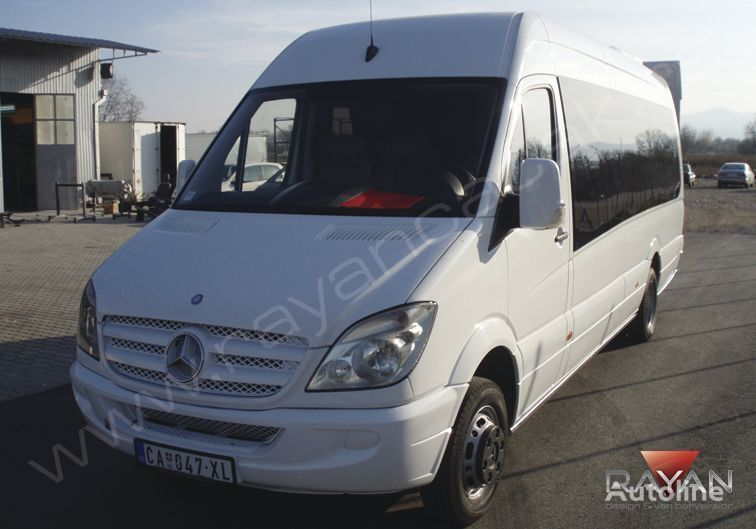 new MERCEDES-BENZ SPRINTER 516 CDI - RAYAN LTD passenger van