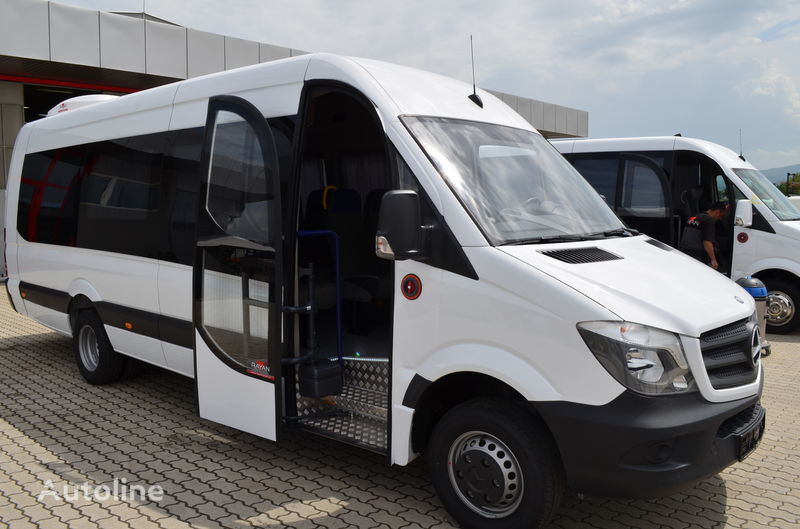 new MERCEDES-BENZ SPRINTER 516 CDI - RAYAN SERBIA passenger van