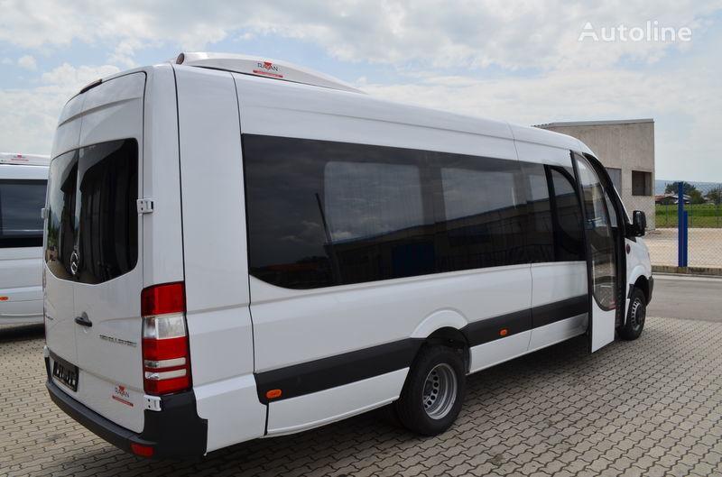 Mercedes benz sprinter 516 cdi rayan serbia passenger for Mercedes benz sprinter passenger van for sale