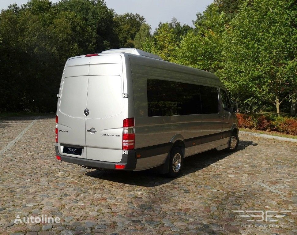 New mercedes benz sprinter 519 tourist line 20 1 for New mercedes benz sprinter