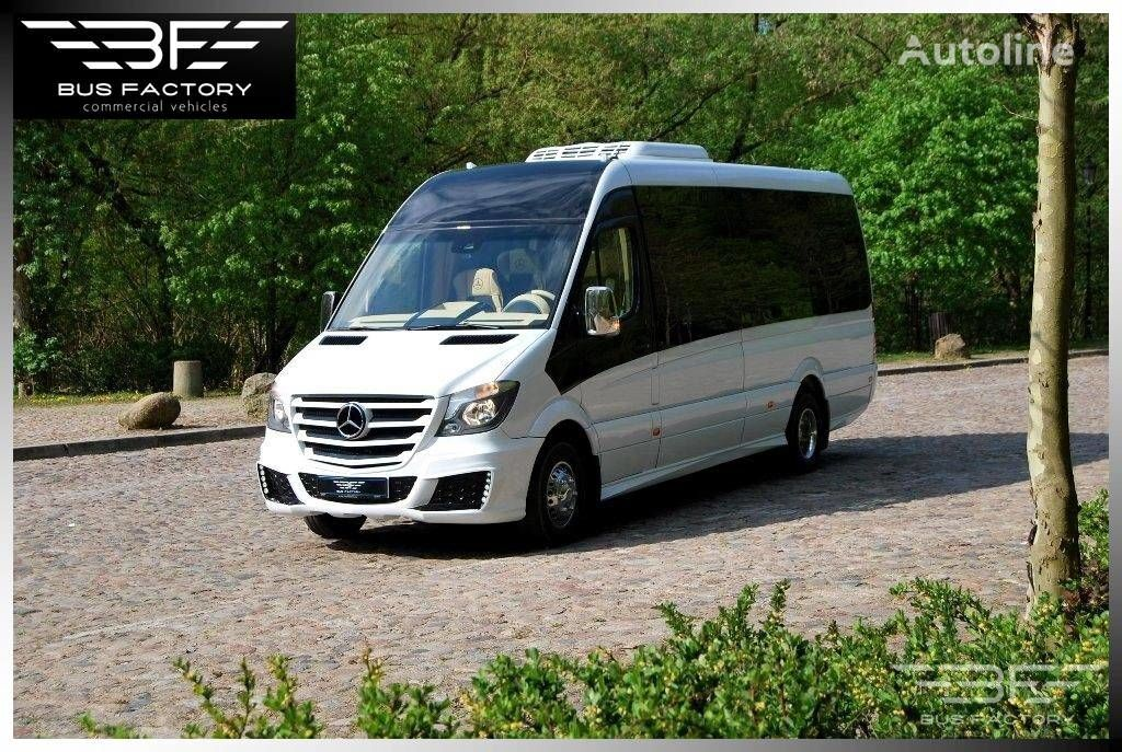 new mercedes benz sprinter 519 vip 20 1 panoramic windscreen passenger van for sale from. Black Bedroom Furniture Sets. Home Design Ideas