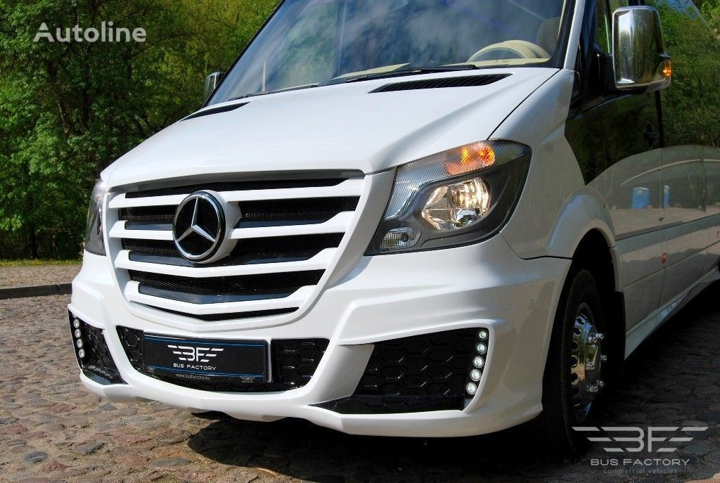 New mercedes benz sprinter 519 vip 20 1 panoramic for Mercedes benz sprinter passenger van for sale