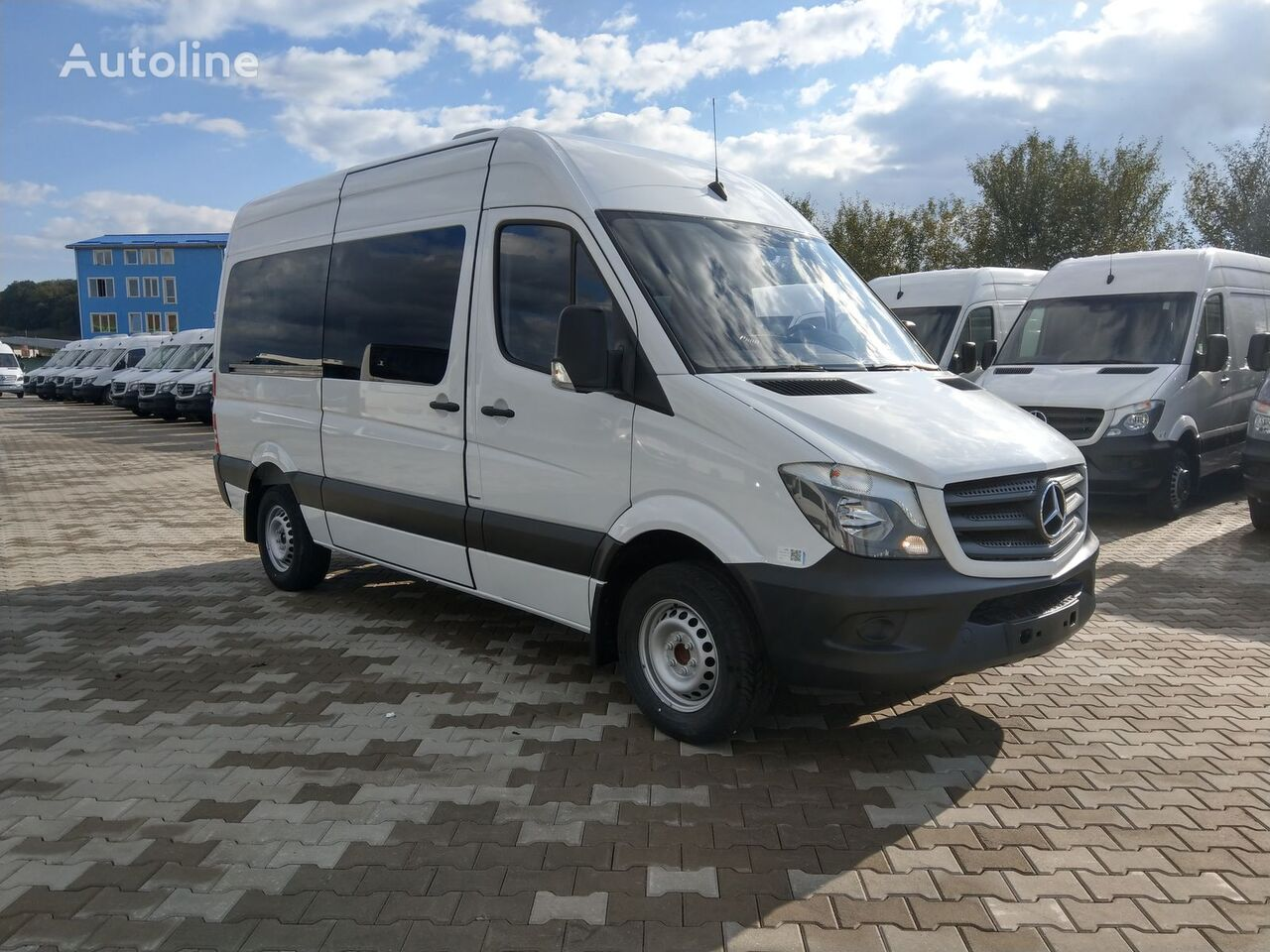 benz van w sprinter vans mercedes with passenger bath custom luxury sale mb for