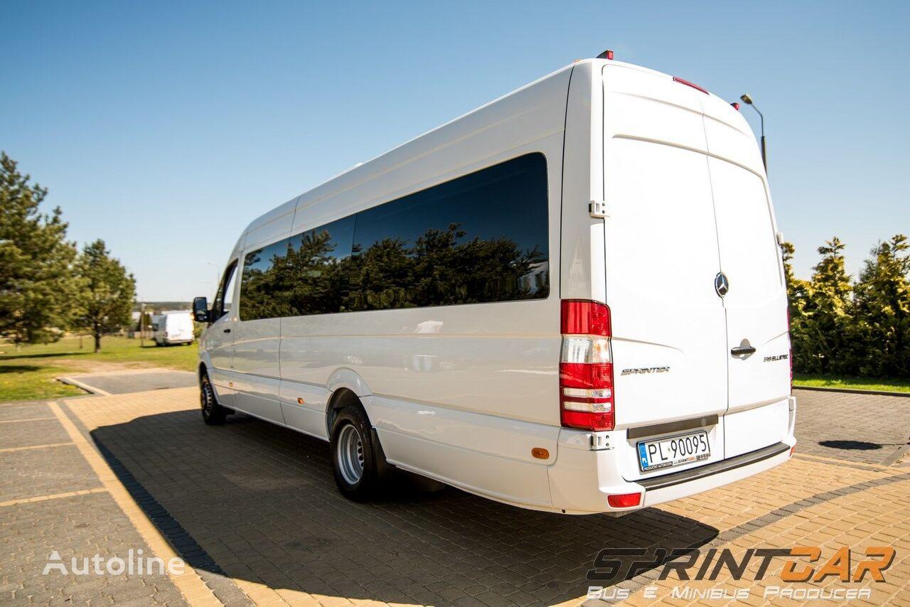 New mercedes benz sprinter 519 euro6 passenger van for for Mercedes benz sprinter passenger van for sale