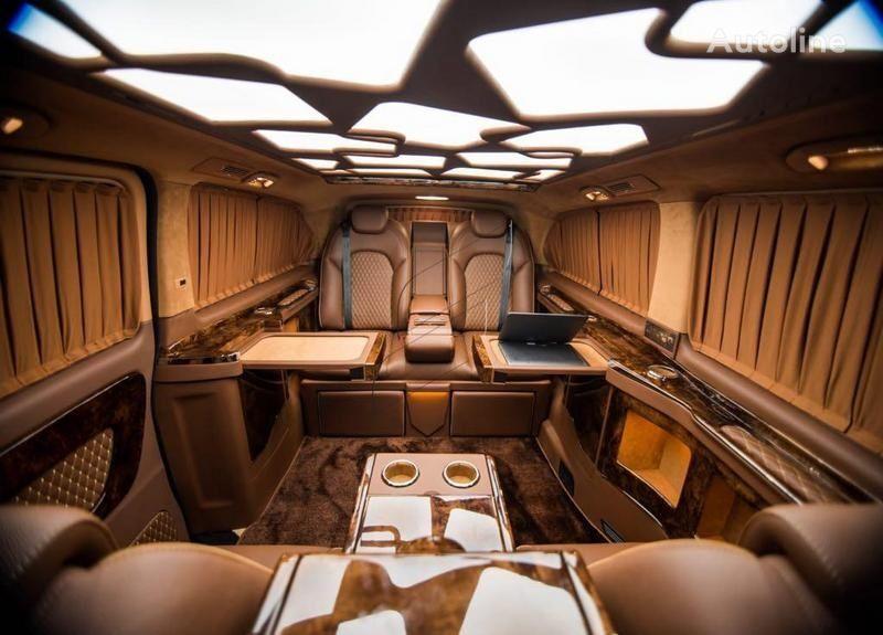 new MERCEDES-BENZ V-Class Vito 119 Luxury Vip  passenger van