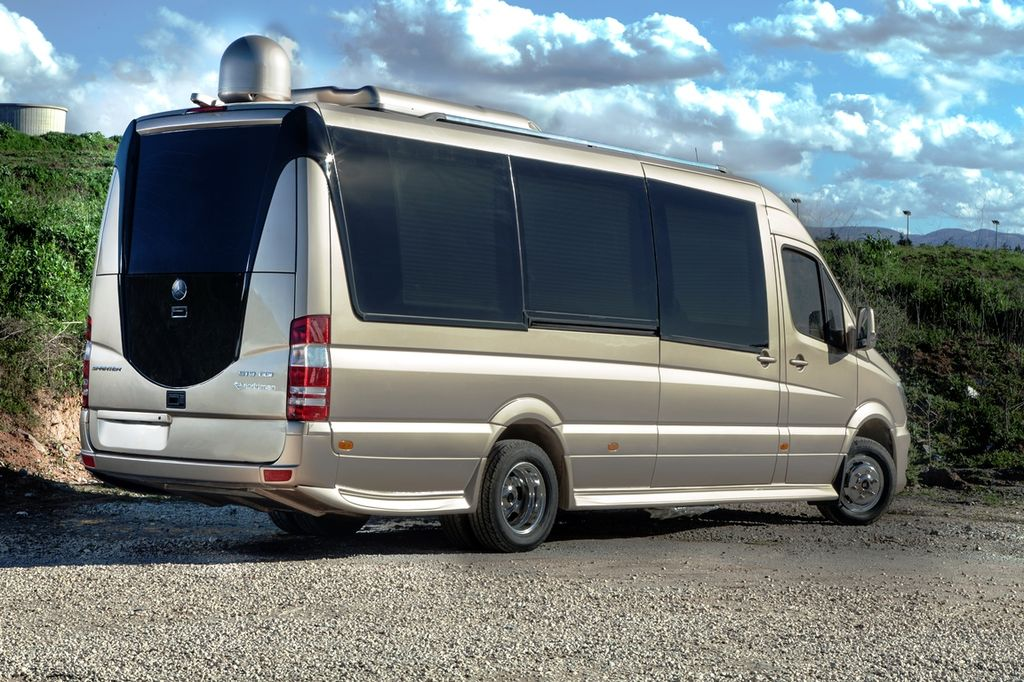 new mercedes benz vip sprinter 324 passenger van for sale