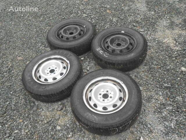 4 Kompletträder Fiat Strada - Nr. 404 wheel