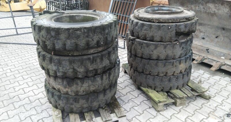 Full rubber wheel
