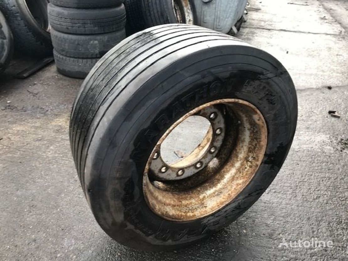 Goodyear MARATHON LHT  DOT wheel