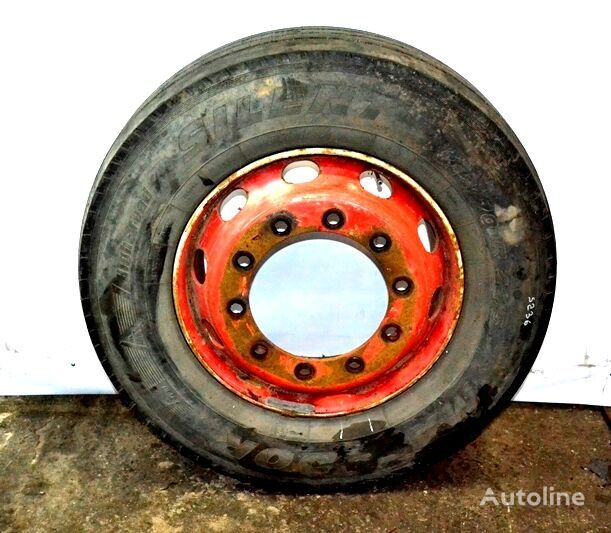 Matador 3-series 113 (01.88-12.96) wheel