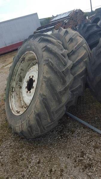 Trelleborg Florestais wheel