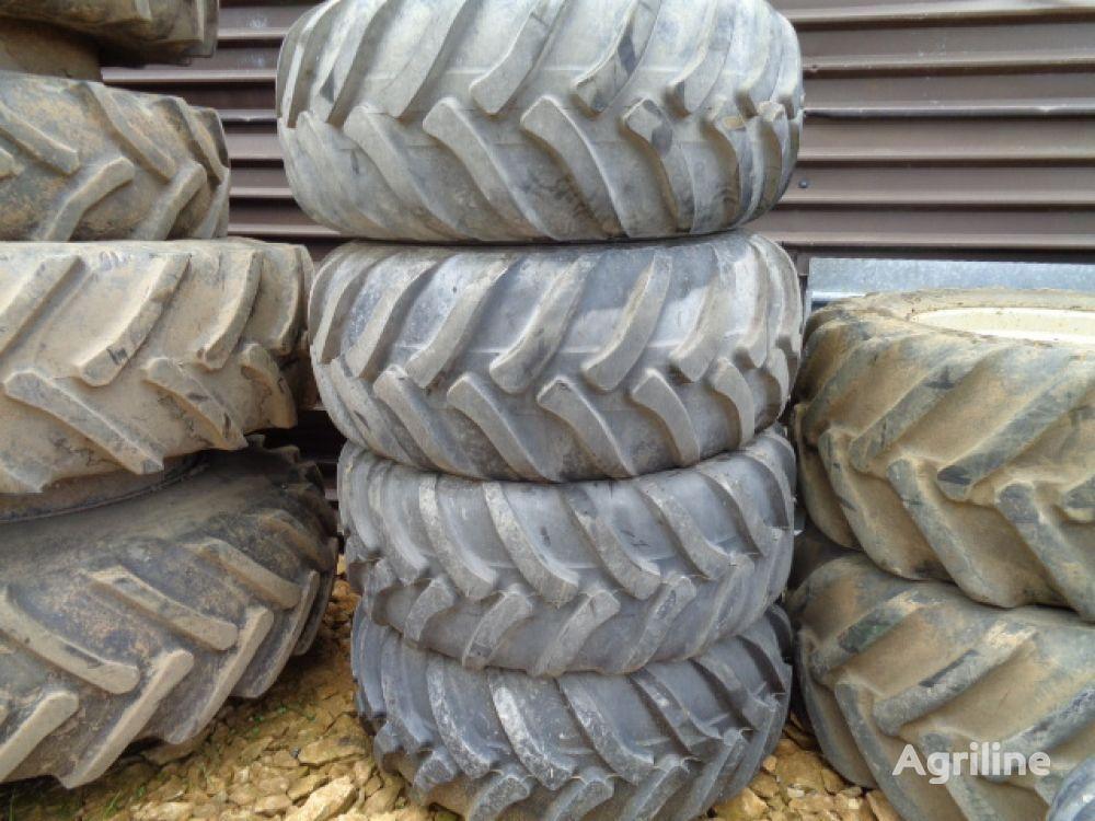 Trelleborg Set of 4 used wheel