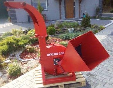 Cyklon - 130   wood chipper