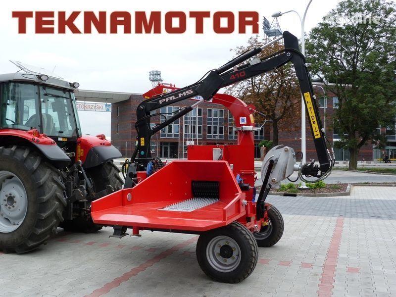 new TEKNAMOTOR Skorpion 250 RG/90 wood chipper