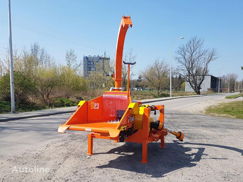 new TEKNAMOTOR Skorpion 280 RBG wood chipper