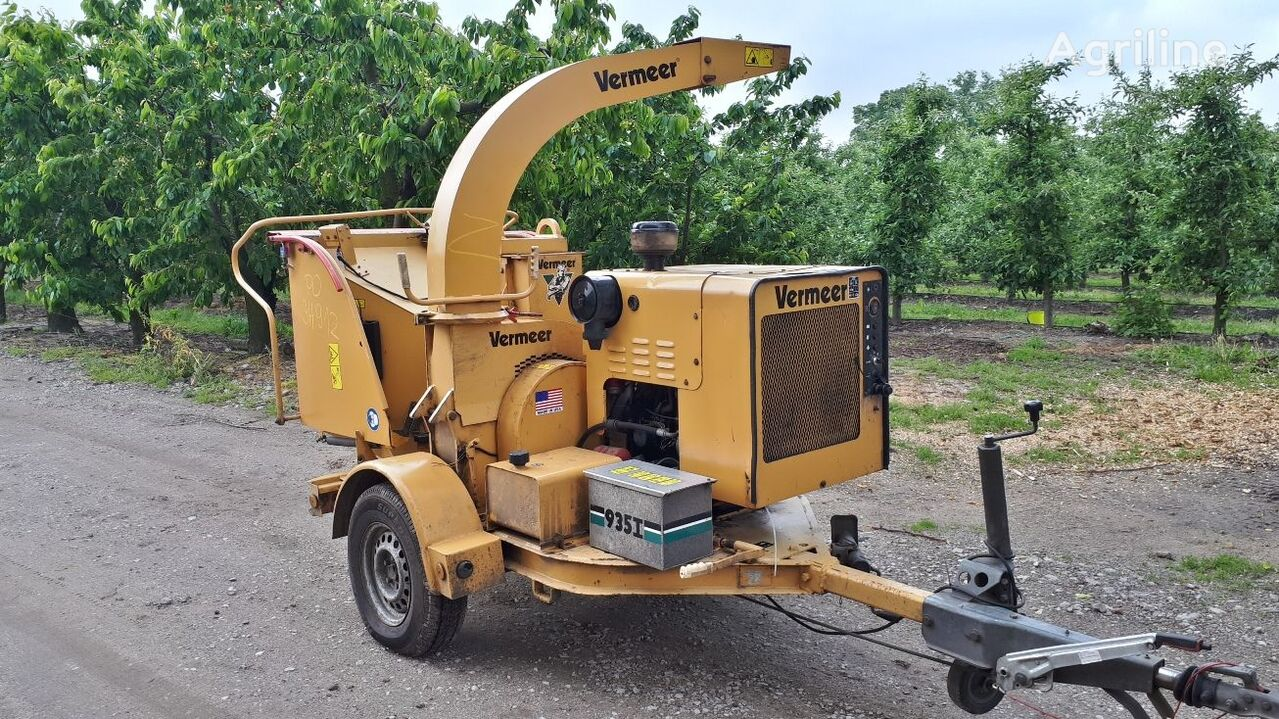 VERMEER 935 i wood chipper