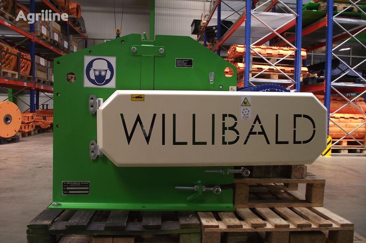 new WILLIBALD UZ80-biomaster - elektricheskiy izmelchitel Willibald (Germaniya) wood chipper